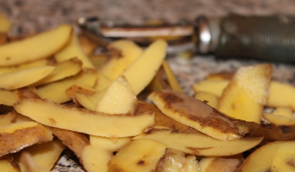 potatisskal